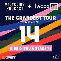 163: The Grandest Tour stage 14: The Prosecco time trial