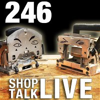 STL246: The mighty biscuit joiner vs. the domino