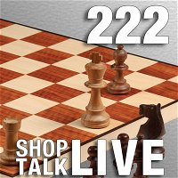 STL222: The call of the solid-wood chessboard