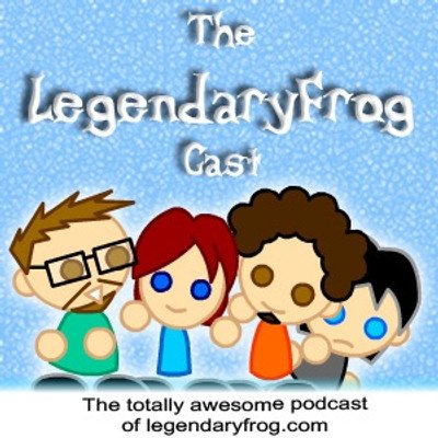 The LegendaryFrog Cast