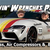 Episode 33 – Autocross , Air Compressors and Badgers