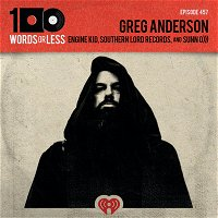 Greg Anderson from Engine Kid/Southern Lord Records/Sunn 0))