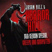 "S4E25 – ""Creeps and Campsites"" – Horror Hill"
