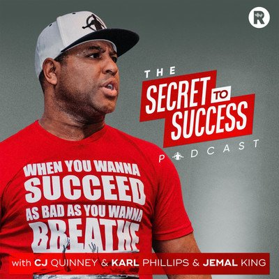 The Secret To Success with CJ, Karl, Jemal & Eric Thomas