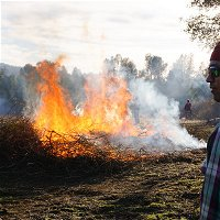 Managing Wildfire Through Cultural Burning
