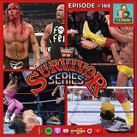 188: Survivor Series Special - Undertaker vs. Hogan, Bret vs. Diesel & Team Austin vs. Team Bischoff Watchalong!