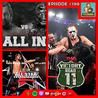190: Kenny Omega vs. Pentagon Jr., Jeff Hardy vs. Sting & Adam Cole vs. AJ Styles Watchalong!