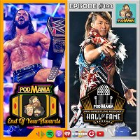 193: PodMania End of Year Awards & Hall of Fame Class 2020!