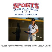 Conversing about Coaching with Rachel Balkovec, Minor League Hitting Coach with the Yankees