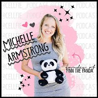 NICU Awareness with Finn the Panda, Michelle Armstrong, NICU Mom, Entrepreneur, Inspiring Woman, Best Self, Cry Don't Die Mindset, Mental Health