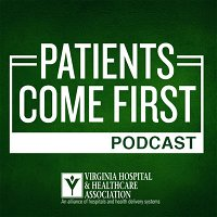 Patients Come First Podcast - Mohammad Baig