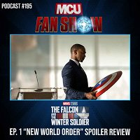 #195 The Falcon and The Winter Soldier - Episode 1 spoiler review