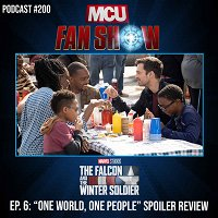 #200 The Falcon and The Winter Soldier - Episode 6 spoiler review