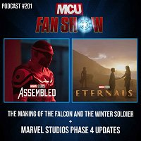 #201 Assembled: The Falcon and The Winter Soldier + Phase 4 updates