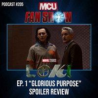 #205 Loki - Episode 1 spoiler review