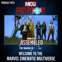 #213 Welcome to the Marvel Cinematic Multiverse!