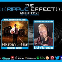 Episode 289: The Ripple Effect Podcast (Daniele Bolelli | History, Philosophy, And The Pandemic)