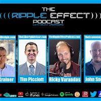 Episode 287: The Ripple Effect Podcast (Alex Krainer, Tim Picciott, John Sneisen | The Great Economic Reset)