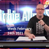 Episode 1239: The Richie Allen Show Wednesday February 24th 2021