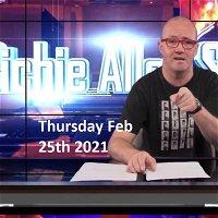 Episode 1240: The Richie Allen Show Thursday February 25th 2021