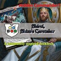 Commander ad Populum Ep 94 - Kenrith King, Shirei - Hidden Commander