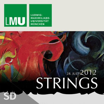 Strings Conference 2012 (LMU)