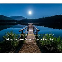 Episode 6 Buying a Microdermabrasion Device Manufacturer Direct versus Retail
