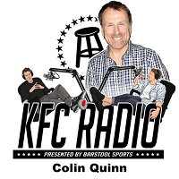Colin Quinn, The Worst Tweets Ever, NYC is Anarchy, and Top 5 Sad Songs