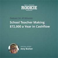 School Teacher Making $72,000 a Year in Cashflow with Amy Barber
