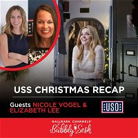USS Christmas Recap with Guests Nicole and Liz from the USO