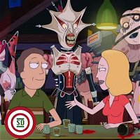Future Marvel Animated Studios Branch?/Rick & Morty 5x05-Amortycan Grickfitti : Superhero Discussions