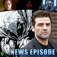 Moon Knight Found, Assassin's Creed Netflix Series, Dexter Revival & More!