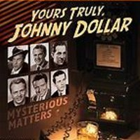 Yours Truly, Johnny Dollar - 092362, episode 810 - The Deadly Crystal Matter