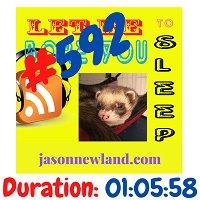 "#592 Let me bore you to sleep ""JASON'S RELAXING RADIO SHOW"" - Jason Newland (7th February 2021)"