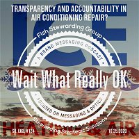 Transparency and accountability in air conditioning repair?