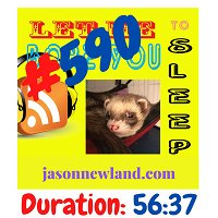 """#590 Let me bore you to sleep """"I MESSED UP THE STATS"""" - Jason Newland (5th February 2021)"""