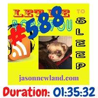 "#588 Let me bore you to sleep ""DID COVID HOME TEST"" - Jason Newland (31st January 2021)"