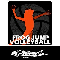 #43 D3 Mens Volleyball Featuring Frog Jump Volleyball