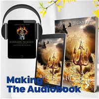 The Warrior's Progeny: Making the Audiobook