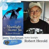 Supernatural and Horror Mysteries with Author Robert Herold