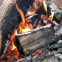 Episode 29: Creekside Campfire with Passing Thundershowers