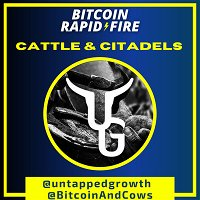 Decentralized Grazing - Regenerative Cattle Co-ops and the Foundations of Bitcoin Citadels