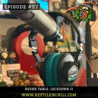Round-table ft Ambrose & Stupot: LOCKDOWN II - 97 Reptile n Chill