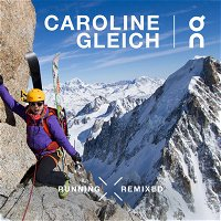 Mountaineering X Running: Scaling New Heights with Ski Mountaineer Caroline Gleich