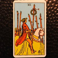 Leo: 6 of Wands - August 2 - 11