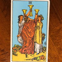 Cancer: 3 of Cups - July 1-10