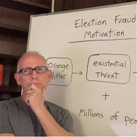 Episode 1197 Scott Adams: Odds of Rigging an Election and Getting Away With it? Whiteboard Time!