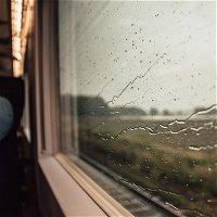 Train in the Rain: Sounds for Sleep
