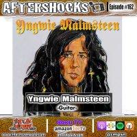 AFTERSHOCKS TV | Guitarist Yngwie J. Malmsteen