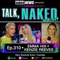 S3 E10: Laura's at the AVN Awards & Trade Show, chatting with 2 of the adult industries hottest stars, Emma Hix & Kenzie Reeves.
